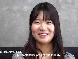 Japanese Princess Kotone Makes Love with White Guy Prince - Covert Japan