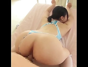 Big Booty Asian Bitch Getting Fucked