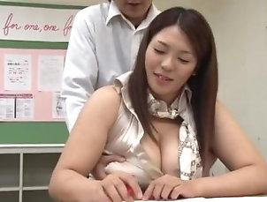 teacher big tits