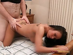 Taking a real cock is always better than masturbating alone