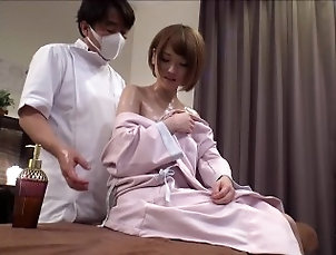 Irresistible tit massage