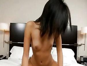 Cute Asian American Babe