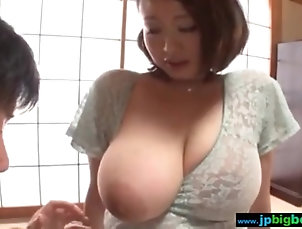 Busty Japanese Girl Groped And Fucked 2 4