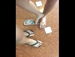 S sexy feet